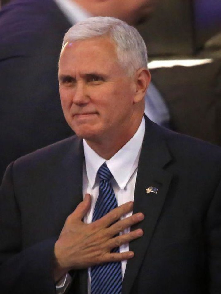 Photo -  Vice President Mike Pence