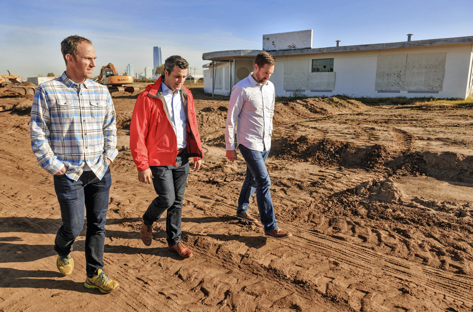 Buyers and builders ready for construction in Wheeler district