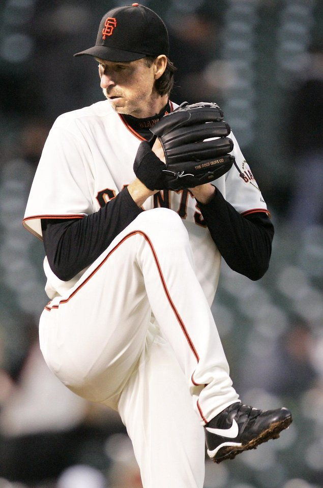 77f053a3b9 Giants left-hander Randy Johnson is closing in on 300 career wins, but will