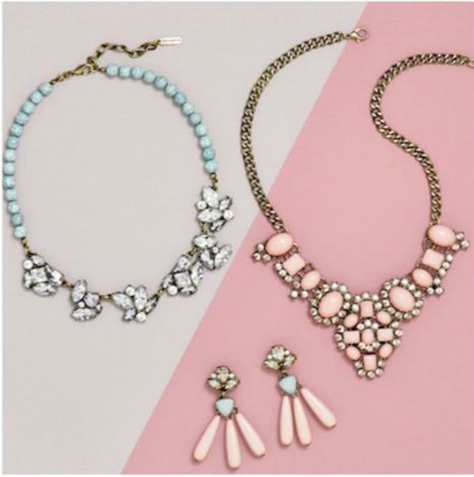 Photo - Sugarfix by BaubleBar jewelry collection is now available at select Target stores and online. [Photo Provided]