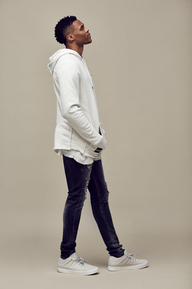 Photo - Russell Westbrook's fall collection for True Religion. [Photo Provided]