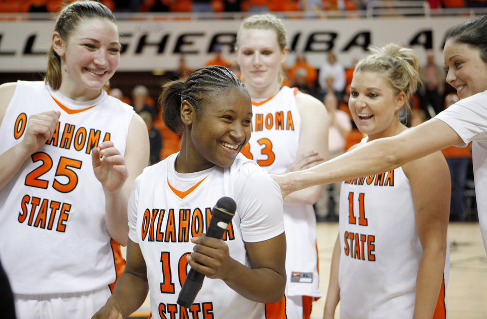 OSU women's notebook: Toni Young continues to impress ...