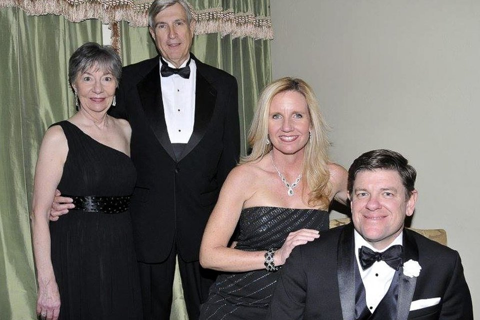 Photo - Sue Koehler Rodgers and Rich Rodgers, Krissy Gernandt and Bart Gernandt. PHOTO PROVIDED
