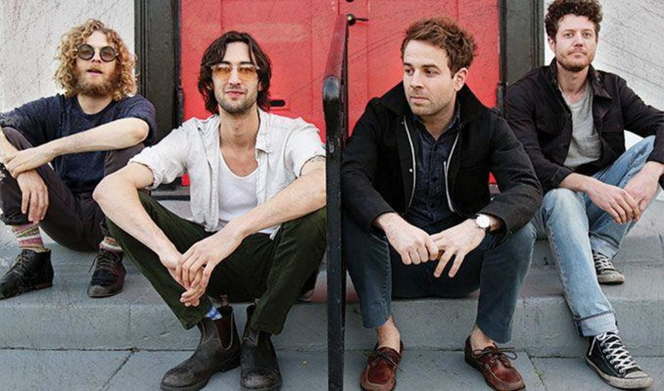 Photo - Rock band Dawes will embark on a 50-date North American tour in 2017 that will include two Oklahoma dates. Photo provided