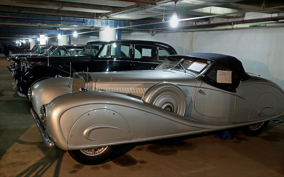 Optimism in Iraq fuels revived interest in classic cars | News OK