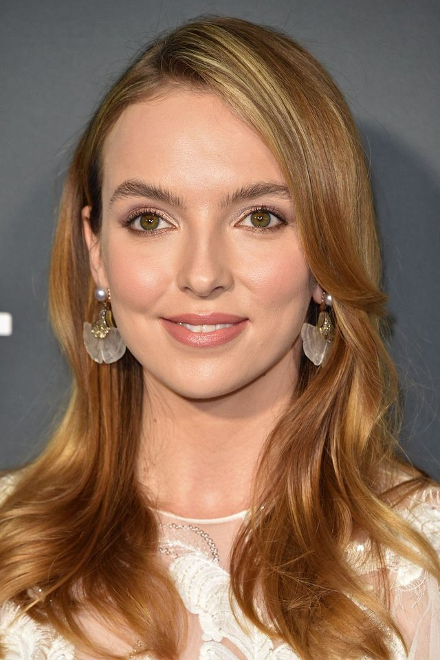 Photo - Jodie Comer at the Critics' Choice Awards.