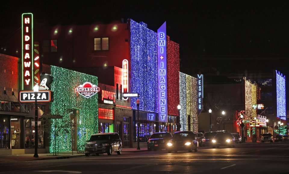Its Christmastime In The Oklahoma City Area Top Things To Do - 10 things to see and do in oklahoma city