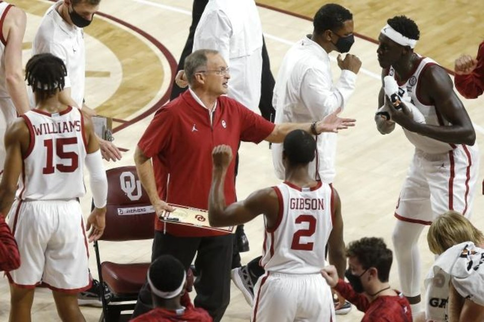 Photo -  The Sooners haven't won at Kansas State since Lon Kruger's first season as OU's head coach in 2012. [Bryan Terry/The Oklahoman]
