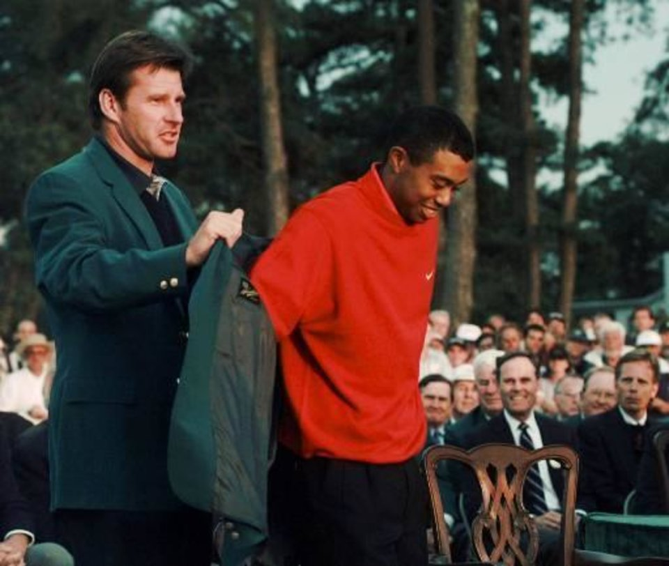 97 Masters: When a young Tiger grabbed golf by the tail | News OK