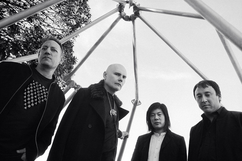 Photo - The Smashing Pumpkins. [Photo provided by Olivia Bee]