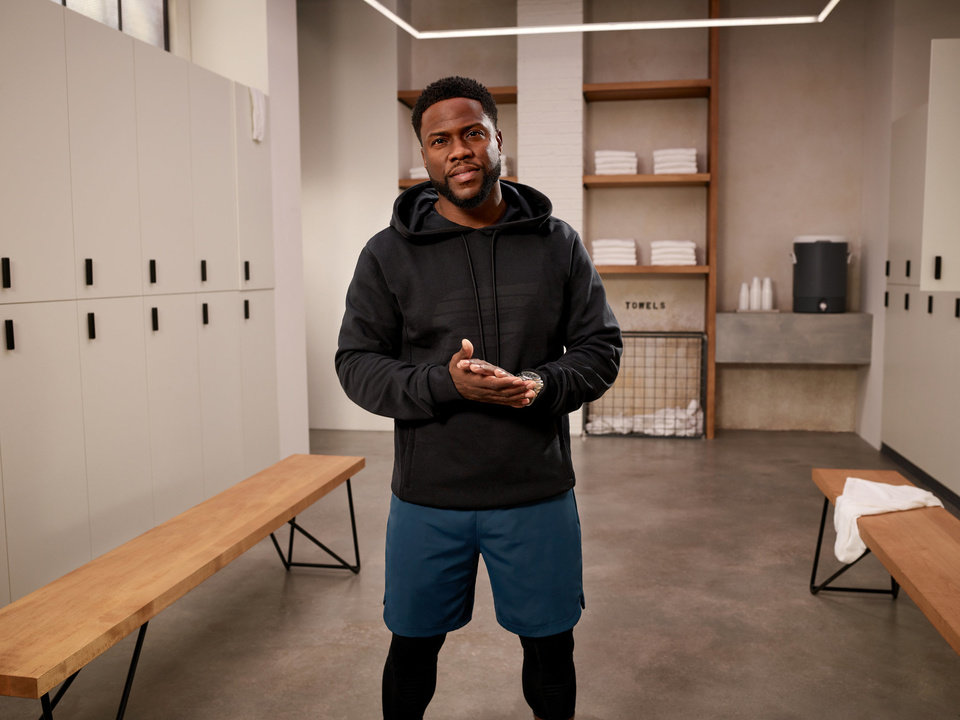 Photo - Kevin Hart in the new Fabletics Men collection