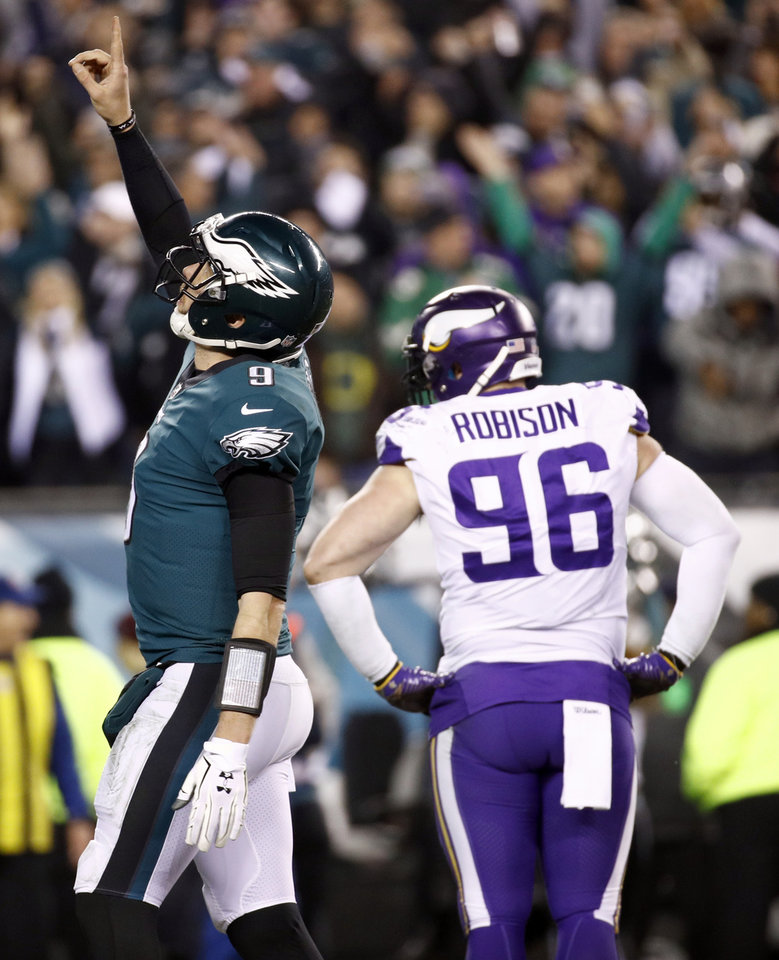 Nick Foles Goes From Backup To Championship Game Hero