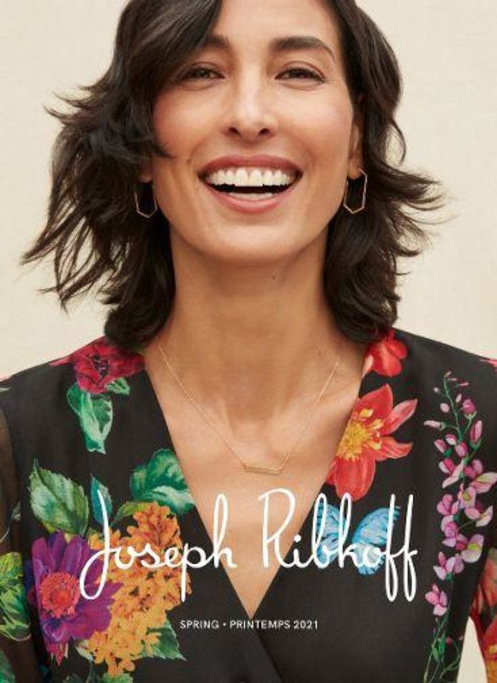 Photo - A Joseph Ribkoff holiday and spring fashion trunk show is planned Wednesday and Thursday at Nancy Farha in Casady Square.