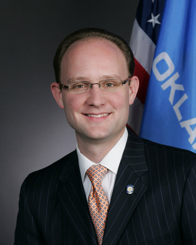Photo - MUG: Rep. Scott Inman