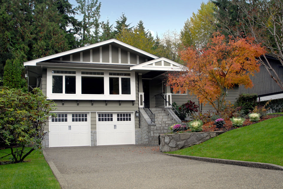 At home with marni jameson exterior house color public service or public nuisance news ok - Warm grey exterior paint colors set ...