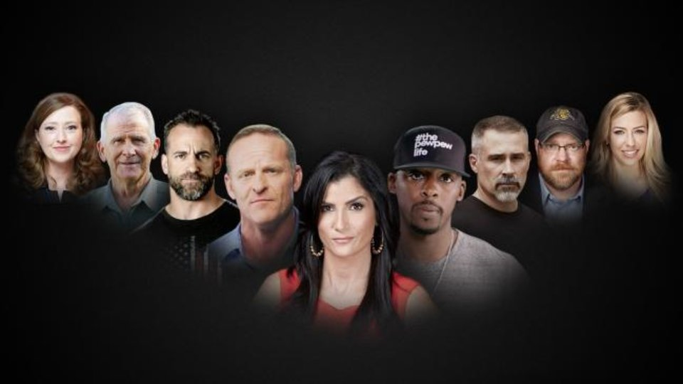 Photo -  Personalities on NRATV are shown at the Ackerman McQueen website. Court filings earlier this year revealed the show hosts work for Ackerman McQueen, not the NRA, and that NRATV is controlled and owned by Ackerman McQueen on behalf of the NRA.