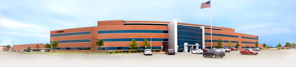 Photo -  OKCWorks hosts numerous businesses, and its leasing broker said he expects the employee count within the complex will grow to nearly 1,800 later this year. [Photo provided]