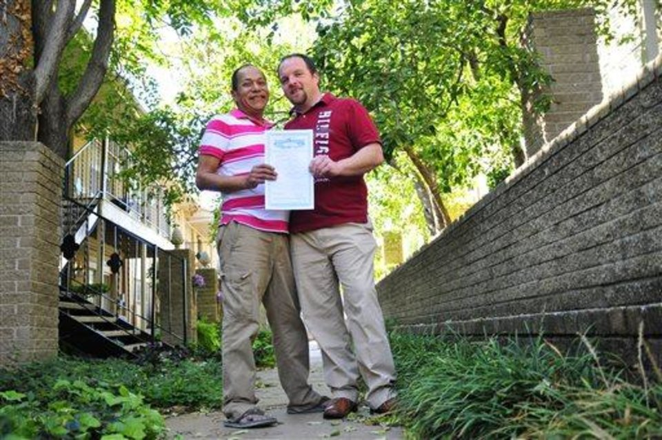 same sex marriage native american tribes in Rochdale