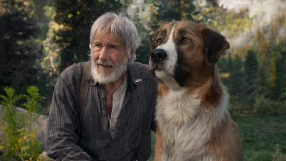 Photo -  Harrison Ford stars in