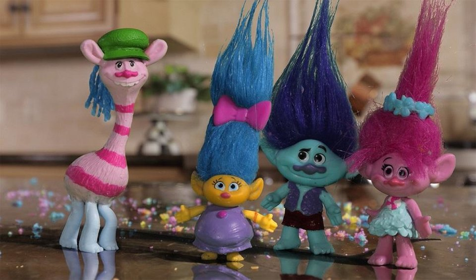 "Photo - Local filmmaker Kyle Roberts of Reckless Abandonment Pictures will present a virtual reality experience based on the DreamWorks ""Trolls: Stop Motion"" animated series at the 2019 deadCenter Film Festival. [Image provided]"