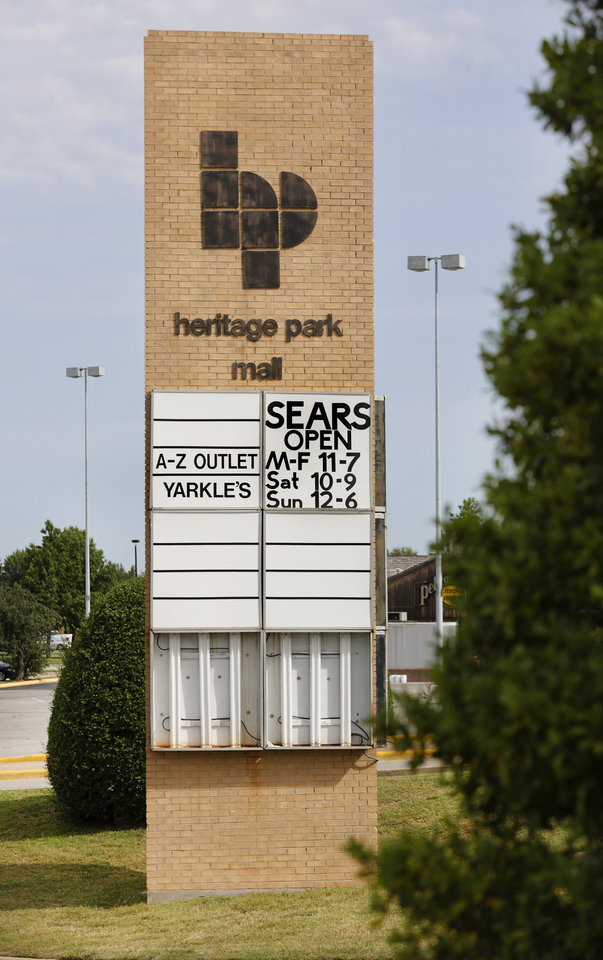 Sears Lawton Ok >> Midwest City Sears Store To Close