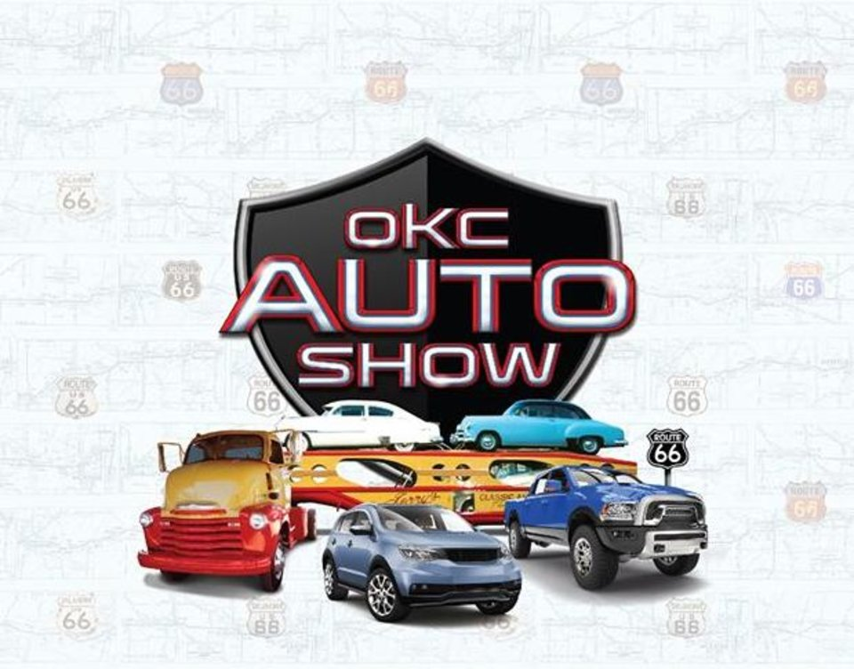 Photo - Route 66 road-trip vehicles and much more await visitors at the OKC Auto Show. [PROVIDED]