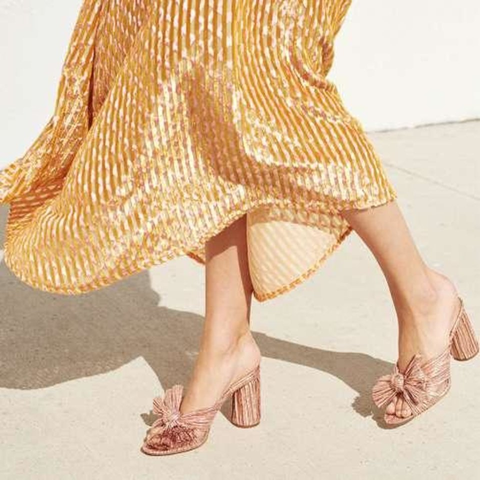 Photo - Loeffler Randall shoes.