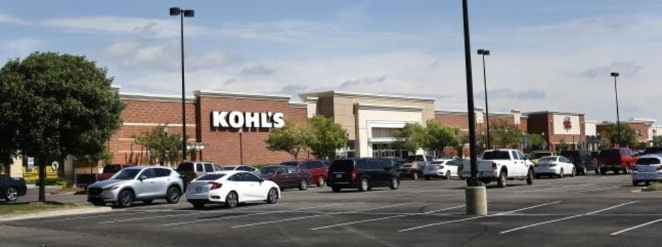 Photo -  University Town Center, 1400 24th Ave. NW, in Norman, has been acquired by Dallas investors for $63 million. Its major national retail stores include Kohl's, Academy Sports, TJ Maxx, HomeGoods, Michaels, Ulta and others. [JIM BECKEL/THE OKLAHOMAN]