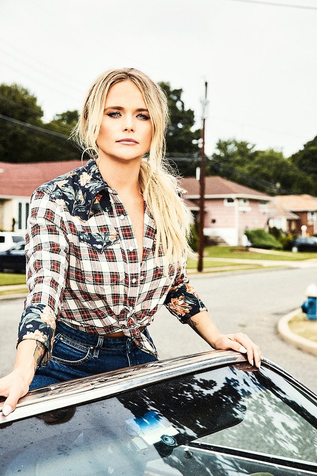 Photo - Miranda Lambert [Ellen Von Unwerth photo]