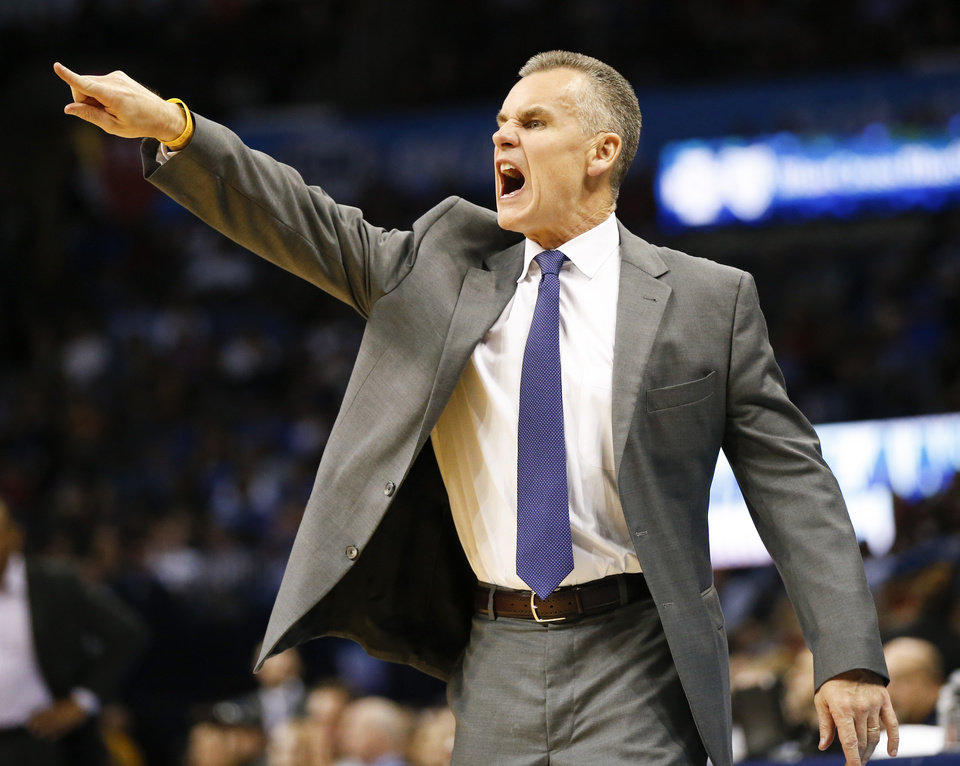 billy donovan - photo #17