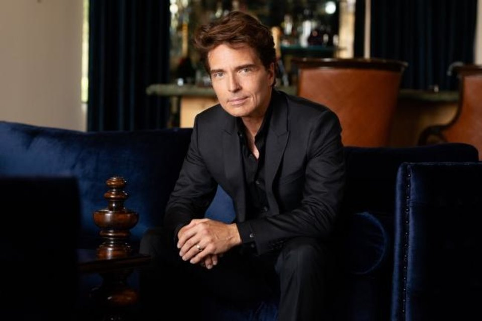 Photo -  Richard Marx [Photo provided]