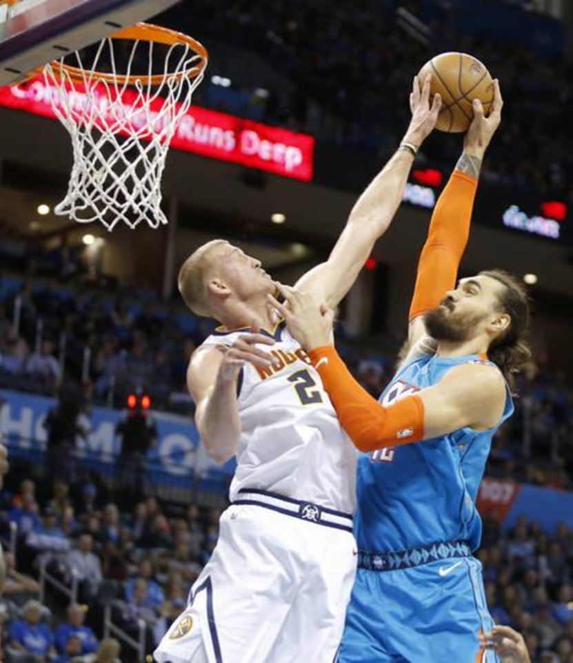Thunder At Nuggets Lineups, Tip-off Time And TV Info