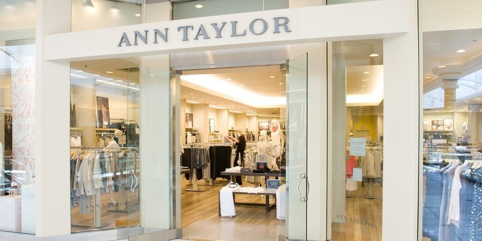 Photo - Ann Taylor in Penn Square Mall in Oklahoma City is closing.