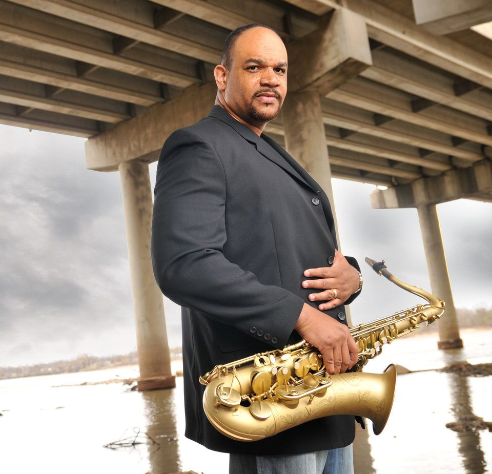 Photo -  Eldredge Jackson Band will play at OKC Jazz Fest at 7 p.m. Sept. 25 at Bicentennial Park. [Photo provided]