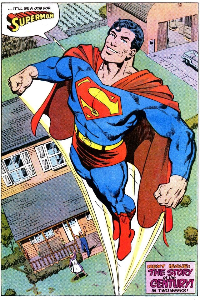 Photo - Superman's costume is iconic -- but where does it rank in our top ten? [DC Comics]