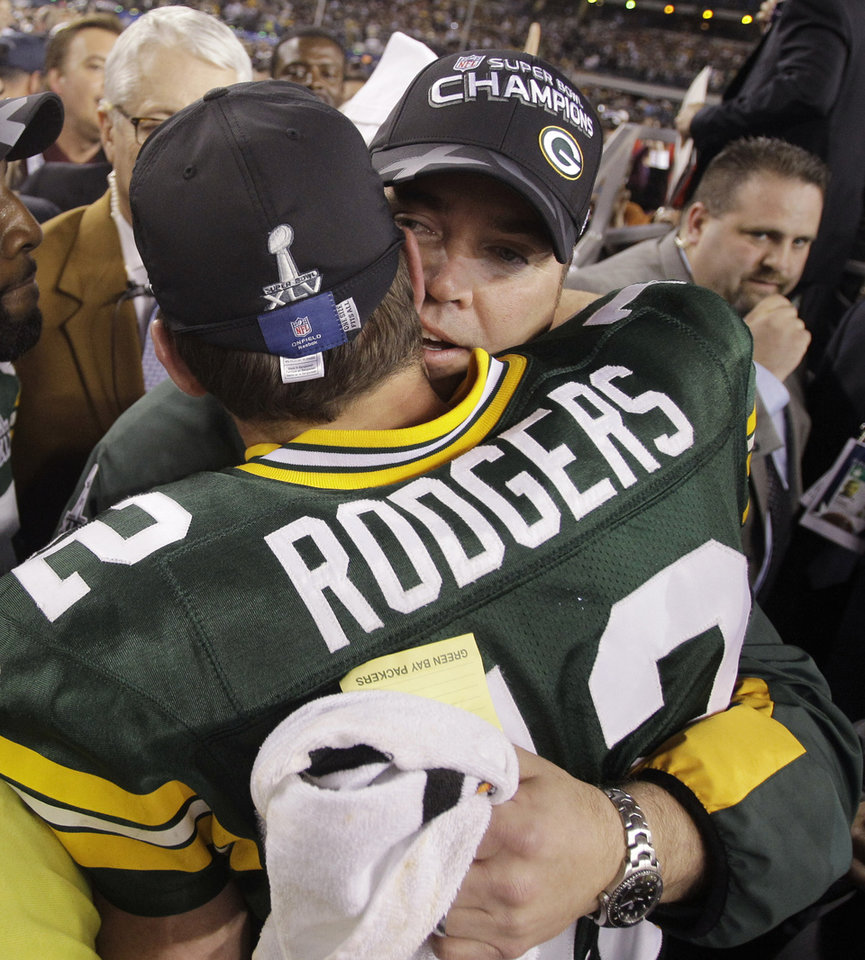 Packers Head For Super Bowl In Blur Of >> Super Bowl Mccarthy Rodgers Reverse Roles Article Photos
