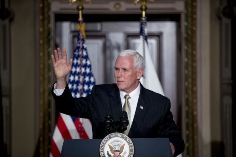 Photo - Vice President Mike Pence [AP Photo]