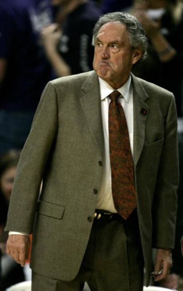 Could Current College Hoops Scandals Hurt Former Oklahoma
