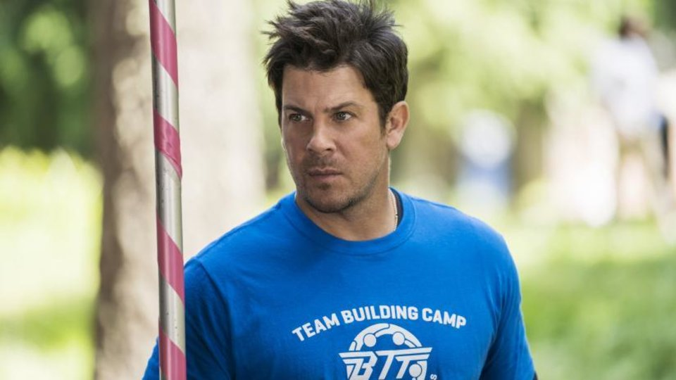 Photo - Christian Kane appears in the series