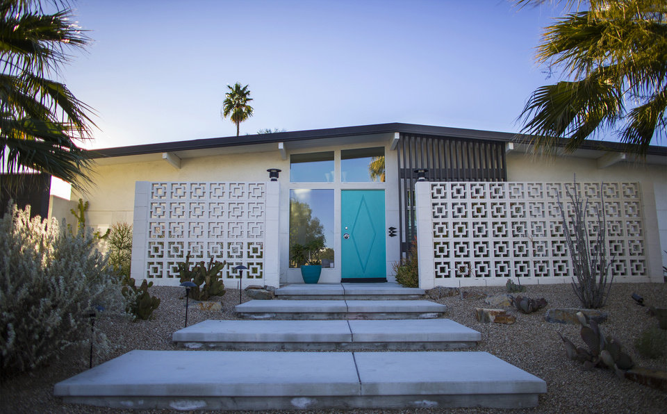 Popular This midcentury modern post and beam home was renovated by homeowners Keith Zabel