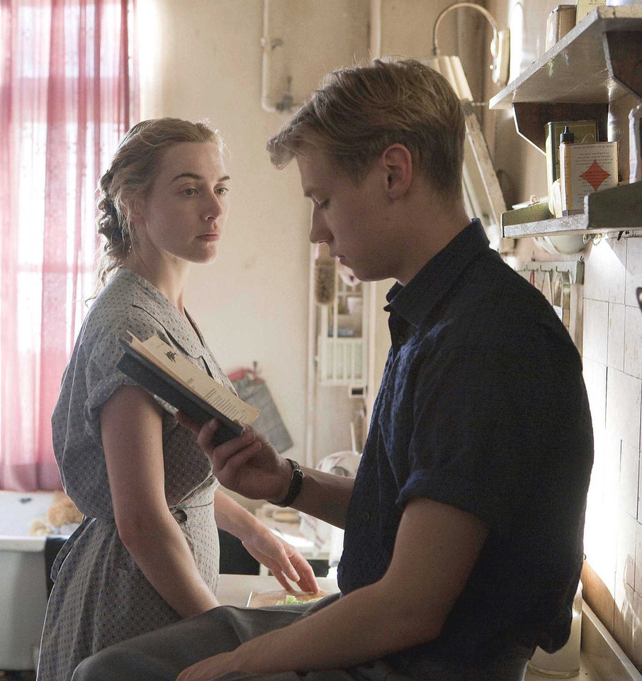 "Photo - Kate Winslet and David Kross star in ""The Reader."" THE WEINSTEIN CO. PHOTO"