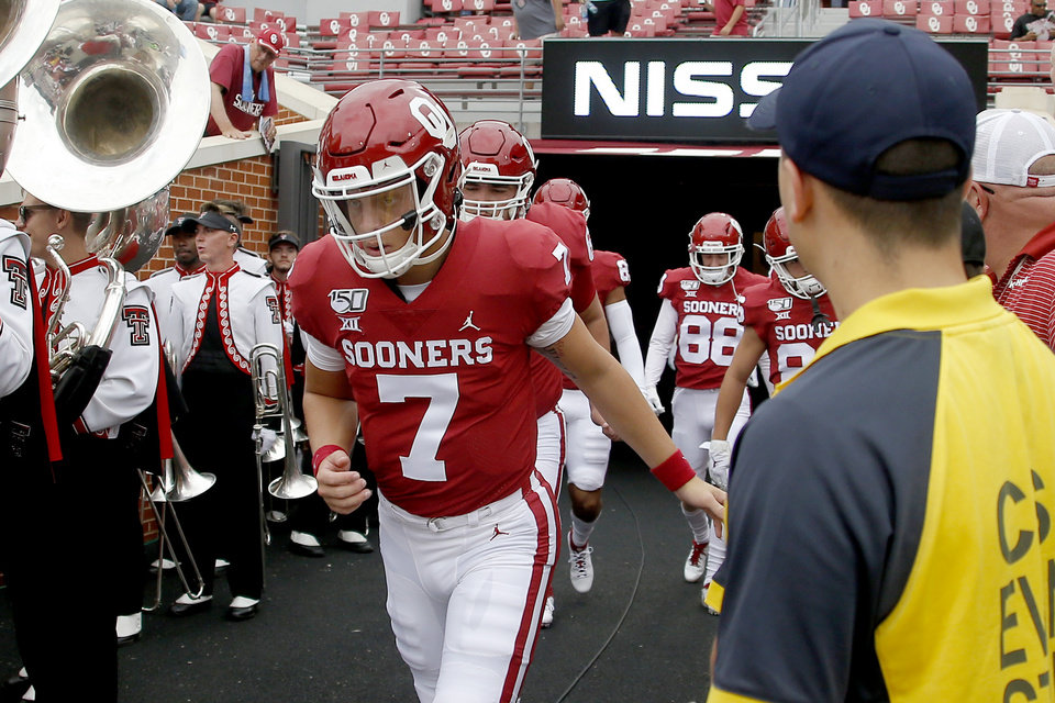Ou Football Spencer Rattler Up To Second In Heisman Odds