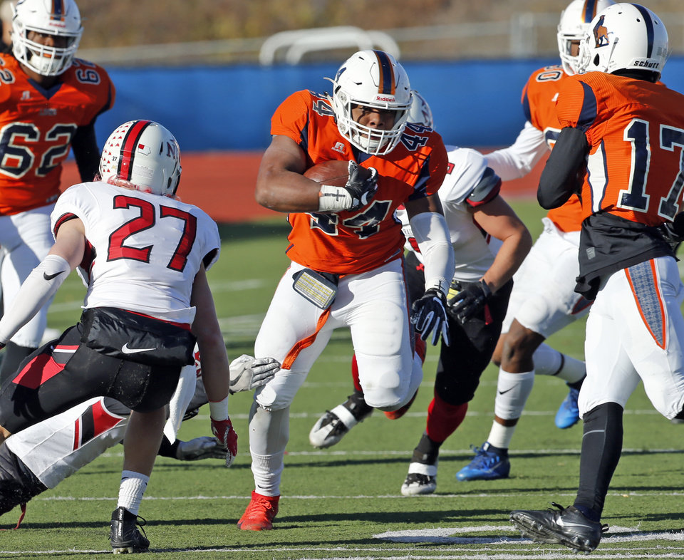 Langston in (NAIA) Playoff with Northwestern