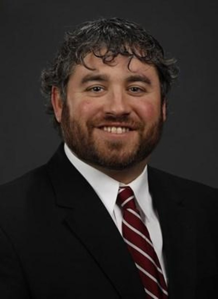 Photo -  Alabama co-defensive coordinator Pete Golding