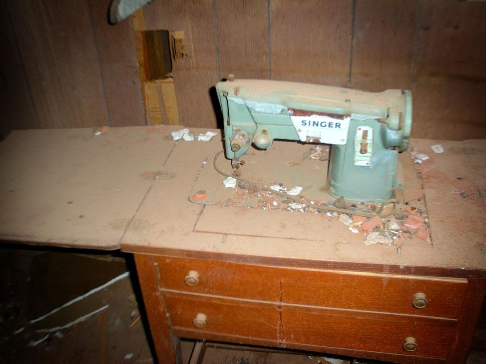 40 Creepy But Beautiful Abandoned Places In Oklahoma Mesmerizing Sewing Machine Repair Norman Ok