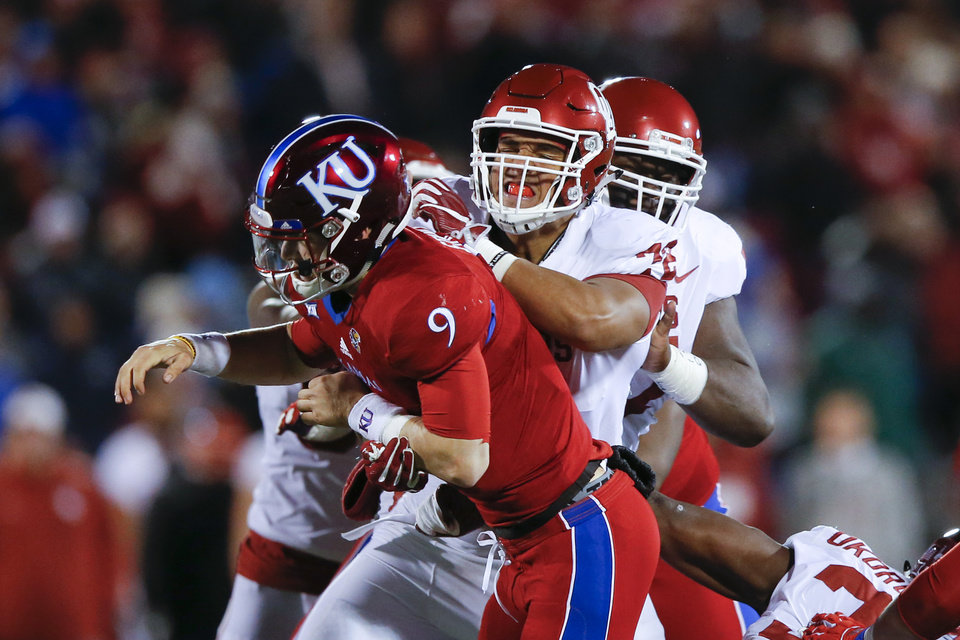 Oklahoma vs. Kansas kickoff time, TV channel announced
