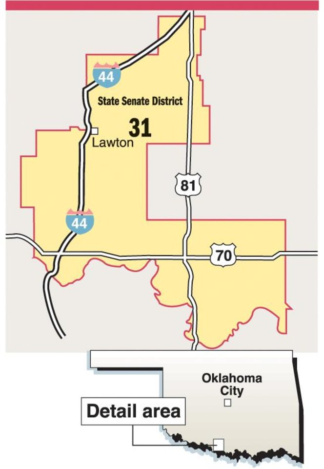 Education remains vital, Oklahoma state Senate District 31 ... on map of claremore oklahoma, map of hopeton oklahoma, map of wapanucka oklahoma, map of mulhall oklahoma, map of okarche oklahoma, map of park hill oklahoma, map of meers oklahoma, map of mccurtain oklahoma, map of tecumseh oklahoma, map of arnett oklahoma, map of nashoba oklahoma, map of kellyville oklahoma, map of lake lawtonka oklahoma, map of coyle oklahoma, map of wynnewood oklahoma, map of salina oklahoma, map of byars oklahoma, map of lake ellsworth oklahoma, map of ross oklahoma, map of west siloam springs oklahoma,