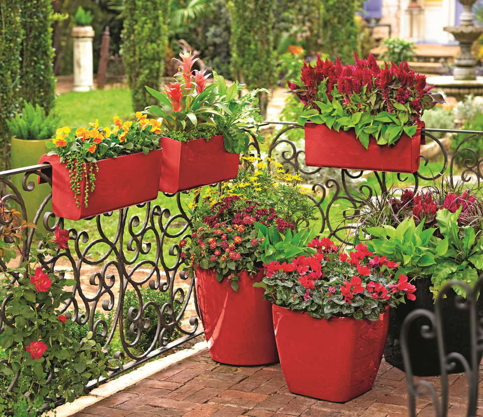 Marni Jameson: Ten tips for foolproof flowerpots