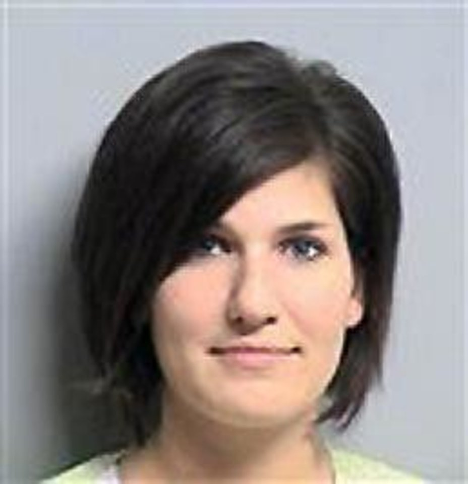 Photo - Anna George George is charged with failing to report an assault.