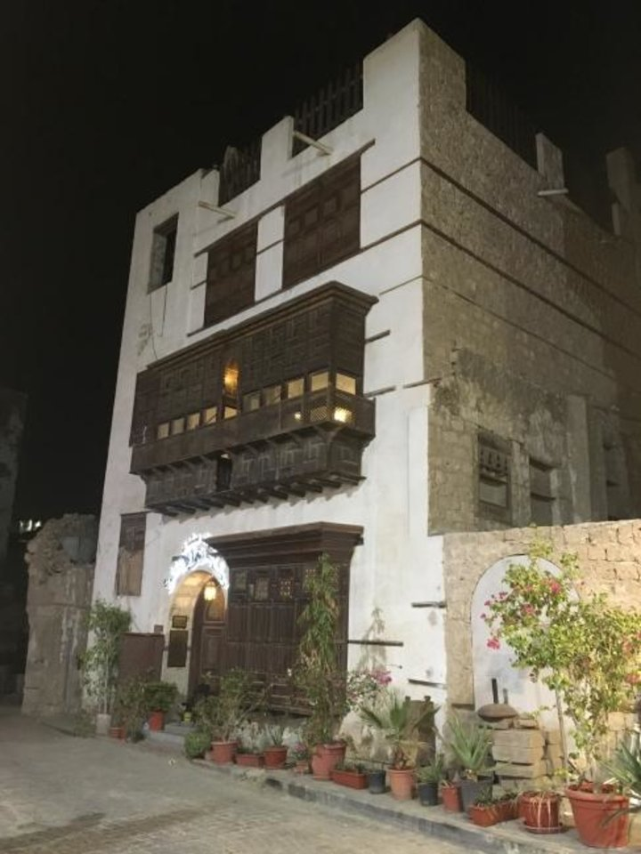 Photo -  A merchant's home in the 15th century, this building is now a museum in Jeddah, Saudi Arabia. [PHOTO PROVIDED BY LISA CHRONISTER]